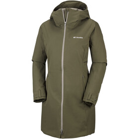 Columbia Autumn Rise Mid Jacket Women Nori